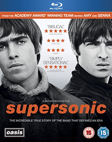 Oasis - Supersonic [Blu-ray] UK-Import, Sprache-Englisch