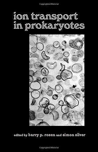 Ion Transport In Prokaryotes