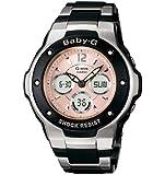 Casio Women's MSG300C-1B Baby-G G-MS Cool and Tough Ana-Digi Watch