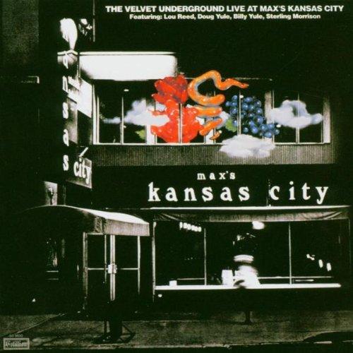 Live at Max's Kansas City artwork