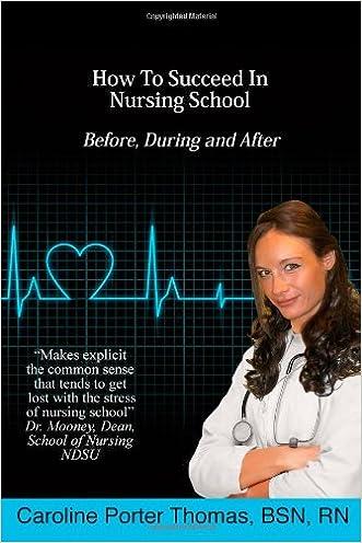 How To Succeed In Nursing School