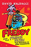 Freddy and the French Fries 2: The Mystery of Silas Finklebean (Freddy & the French Fries) (0330449192) by Baldacci, David