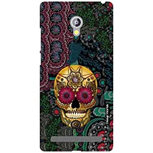 Design Worlds Asus Zenfone 6 A601CG Back Cover Designer Case and Covers
