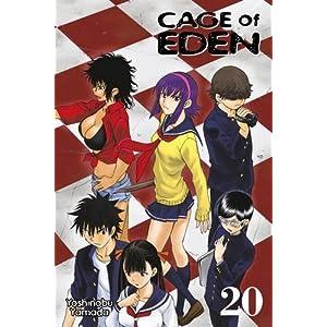 Cage of Eden 20