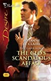 The CEOs Scandalous Affair (Silhouette Desire)