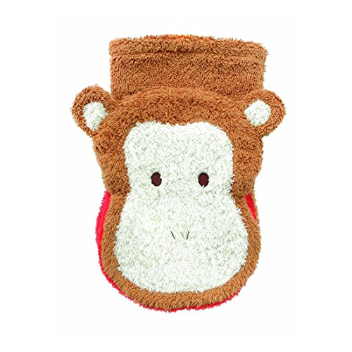 Furnis Monkey Washcloth (Small)