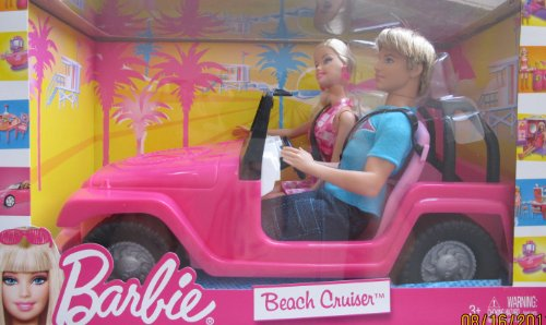 barbie ken car