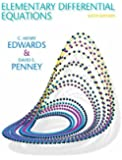 Elementary Differential Equations (6th Edition)