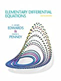 img - for Elementary Differential Equations (6th Edition) book / textbook / text book