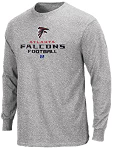 Atlanta Falcons Long Sleeve T Shirt by VF-Critical Victory V (XXL=52)