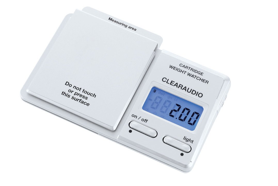 Clearaudio - WEIGHT WATCHER