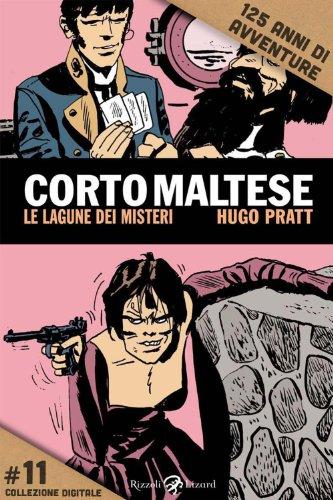 Corto Maltese - Le lagune dei misteri #11: 125 anni di avventure