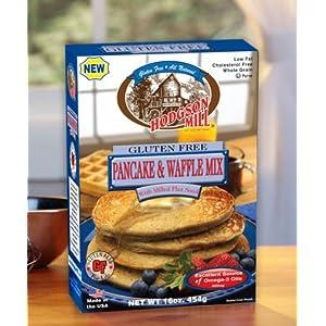 Hodgson Mills, Mix, Pancake / Waffle, Gf, 8/16 Oz