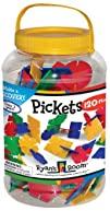 Small World Toys Pickets  120 piece set