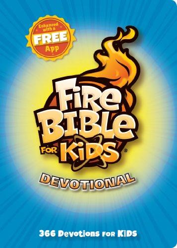 Feuer-Bibel für Kinder andächtig