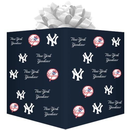 MLB New York Yankees Wrapping Paper at Amazon.com