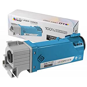 LD© Xerox Phaser 6130 / 6130N Compatible 106R01278 Cyan High Yield Laser Toner Cartridge