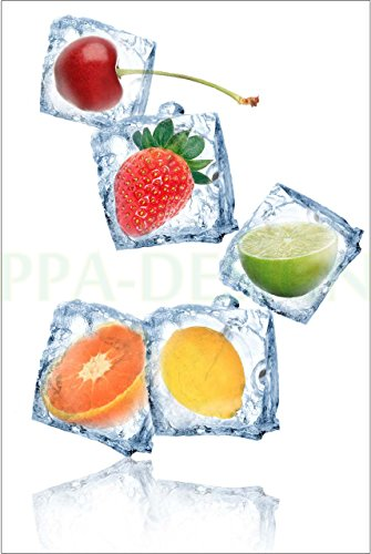 Sticker-Frigo-Glaons-Fruits-60x90cm-SF0107-Fond-Blanc
