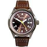 Best Mens Watches - Sekonda Gents Brown Dial Date Strap WR Watch Review