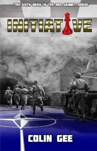 Initiative - The sixth book in the Red Gambit series.