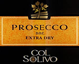 NV Col Solivo Prosecco DOC Extra Dry 750 mL