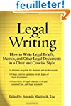Legal Writing: How to Write Legal Bri...