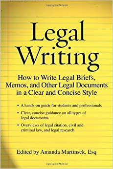 How to write a legal essay