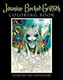 Jasmine Becket-Griffith Coloring Book: A Fantasy Art Adventure (Paperback) (Pre-order)
