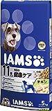 アイムス (IAMS) ドッグ 11歳以上用 毎日の健康維持用 チキン 小粒 5kg