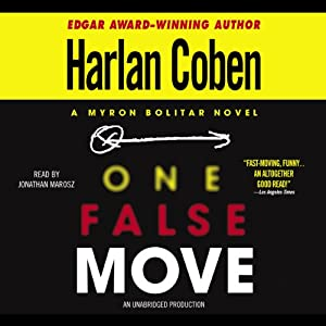 One False Move: A Myron Bolitar Novel | [Harlan Coben]
