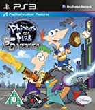 Phineas and Ferb: Across the 2nd Dimension Playstation 3 PS3