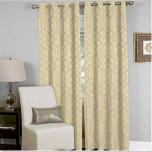 new-elrene-latique-grommet-top-curtain-panel-window-treatment-drapery-52x95-supply-by-luchik