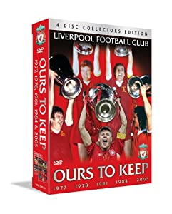 Liverpool Fc - Ours To Keep Dvd by ITV Studios