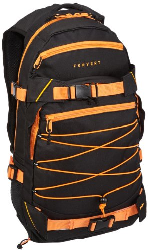 FORVERT Rucksack Ice Louis, Black