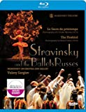 Stravinsky & The Ballets Russes [Blu-ray] [Import]