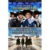 The Three Musketers (1973) / The Four Musketeers (Double Feature)by Oliver Reed