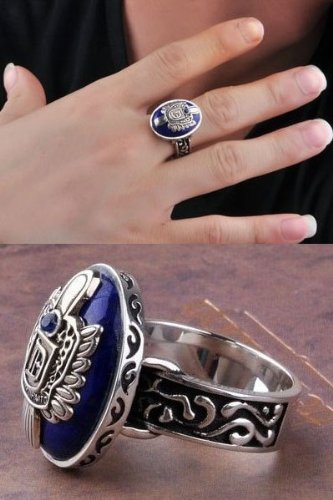 Ihbuy Cool The Vampire Diaries Stefan S Salvatore Ring