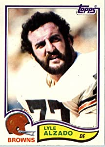 Amazon.com: 1982 Topps # 56 Lyle Alzado Cleveland Browns ...