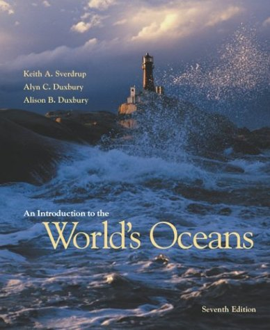 An Introduction to the World's Oceans with OLC bind in card