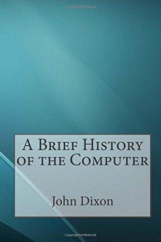 Brief History of Computer by Ajiboye Daud