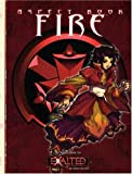 img - for Exalted Aspect Book Fire book / textbook / text book