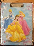 Blue Disney Princess Clipboard