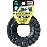 Survivor Tire Trax Tyre Rubber Small Dog Chew Toy