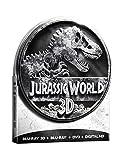 Jurassic World 3D - Limited Edition Packaging (Blu-ray 3D + Blu-ray + DVD + Digital HD)