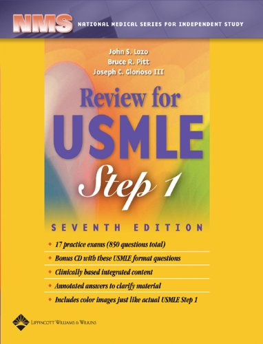 NMS Review for USMLE Step 1 (National Medical Series for...