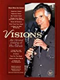 Music Minus One Clarinet: Visions: The Clarinet Artistry of Ron Odrich (Book & 2 CDs)