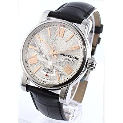 Mens Montblanc Star 4810 Automatic Ss Stainless Steel Watch 105858