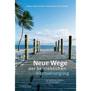 eBook Cover für  Neue Wege der betrieblichen Altersversorgung Ein praktischer Leitfaden f xFC r den Arbeitgeber