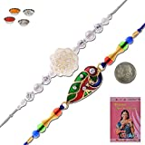 Little India Rajasthani Style Trendy Ethnic Designer Rakhi Gift 308
