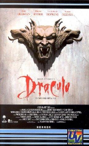 Bram Stoker's Dracula [VHS]